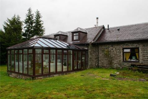 Auchenbreck Farm, Colintraive, Argyll, PA22. 5 bedroom detached house for sale