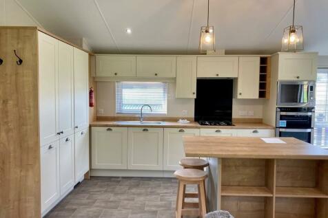 The Pinehurst - Longhope - Gloucestershire. 2 bedroom park home