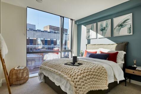 Charlotte Street, Birmingham, B3. 1 bedroom apartment