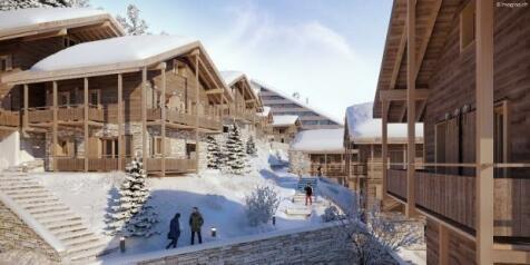 Grimentz, Valais. 2 bedroom apartment for sale