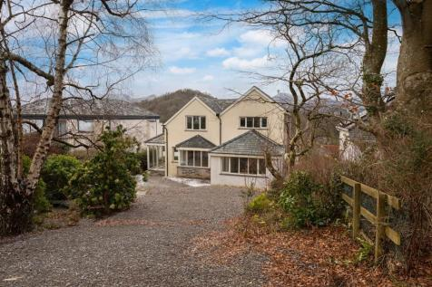 Westways, Rogerfield, Keswick, Cumbria. 3 bedroom detached house for sale