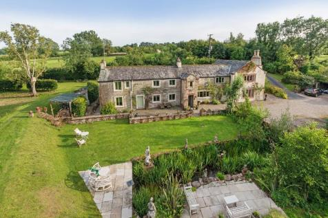 The Mill House, Sockbridge, Penrith, Cumbria. 6 bedroom detached house for sale
