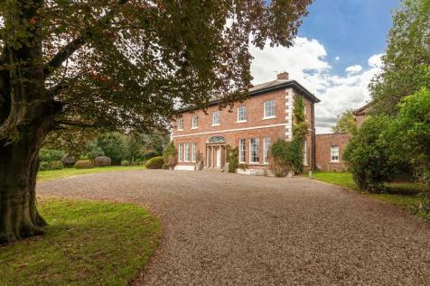 Harker Lodge, Harker, Carlisle, Cumbria. 6 bedroom country house for sale