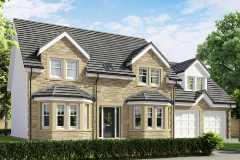 Rigg Road, Cumnock, KA18. 5 bedroom detached house