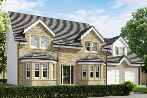 Rigg Road, Cumnock, KA18. 5 bedroom detached house for sale