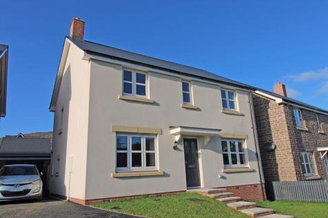 Penry Close, Abergavenny. 4 bedroom detached house