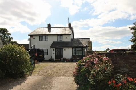Llanddewi Rhydderch, Abergavenny. 3 bedroom detached house