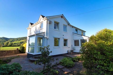 Llanwenarth, Abergavenny. 3 bedroom detached house
