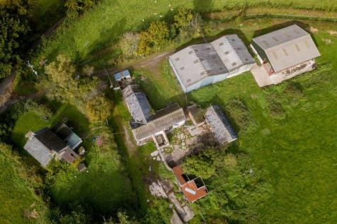Goytre, Usk, Monmouthshire. 4 bedroom detached house for sale