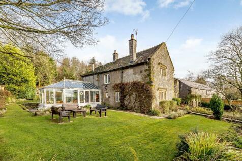 Vicarage Farm, Wheston, Tideswell, Buxton SK17 8JA. 13 bedroom detached house for sale