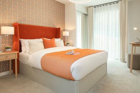 Alexandra Road, Hounslow, TW3 1LX. 1 bedroom apartment