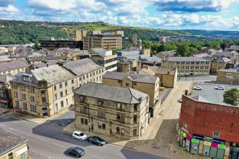 Derald House, King Cross Street, Halifax, HX1. Block of apartments for sale
