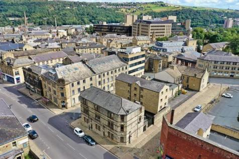 Block 1 Derald House, King Cross Street, Halifax, HX1. House for sale