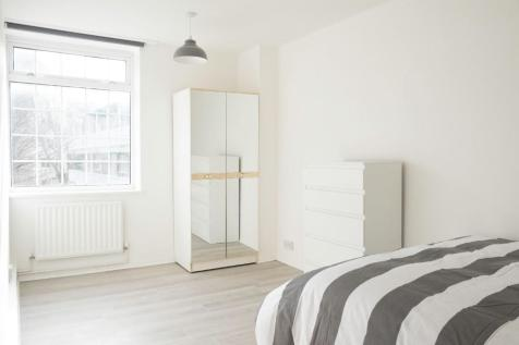 Brune Street, London, E1. 1 bedroom flat share