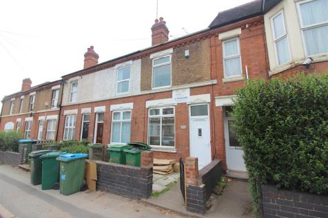 Gulson Road, Coventry. 5 bedroom terraced house for sale