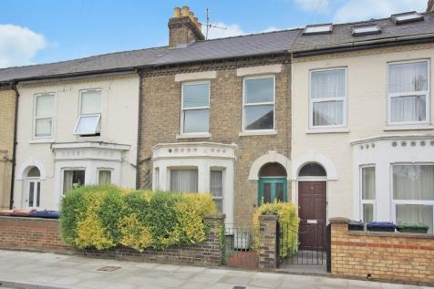 Tenison Road, Cambridge. 2 bedroom terraced house for sale