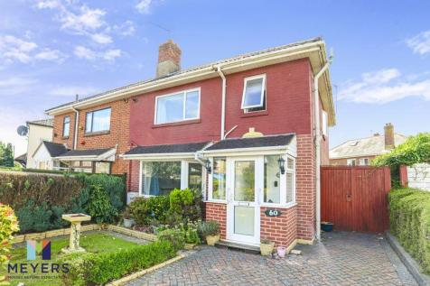 Southill Road, Charminster, BH9. 3 bedroom semi-detached house for sale