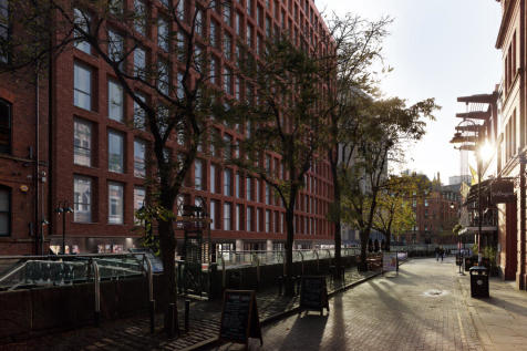 Linter Building, Manchester New Square, M1. 2 bedroom apartment