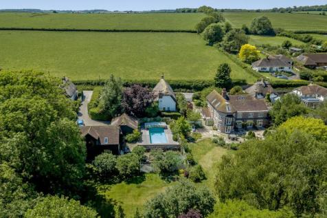 Tarrant Monkton, Blandford Forum, Dorset, DT11. 8 bedroom detached house