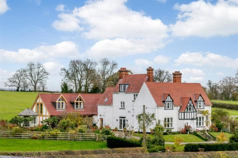 Croxden, Uttoxeter, Staffordshire. 5 bedroom house for sale