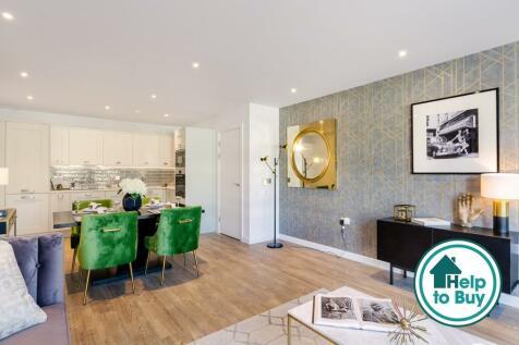 Bellerby Court, Hungate, York. 3 bedroom apartment