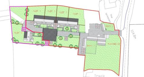 Storden Lane, Thringstone, Coalville. Plot for sale