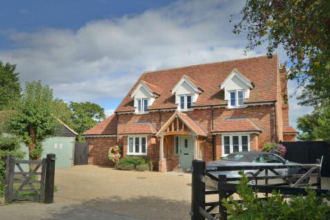 Stoney Hills, Burnham-on-Crouch. 4 bedroom detached house