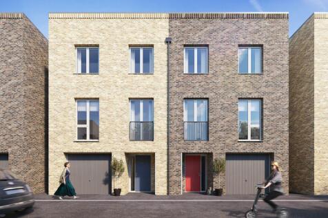 Mill Road, Cambridge, CB1. 4 bedroom semi-detached house