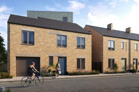 Mill Road, Cambridge, CB1. 4 bedroom detached house