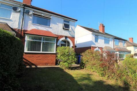 Milton Road, Sneyd Green. 3 bedroom semi-detached house