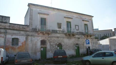 Ostuni, Brindisi, Apulia. Commercial property