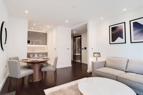 The Residence London SW11. 1 bedroom apartment