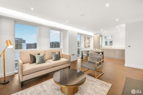 Lexington Gardens SW11. 2 bedroom apartment