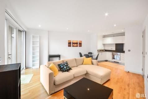 Viridian Apartments London SW8. 1 bedroom apartment
