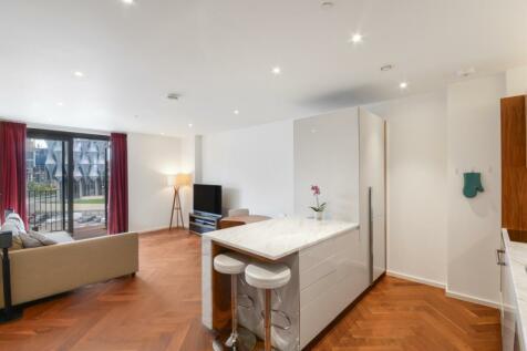 Embassy Gardens London SW11. 2 bedroom apartment