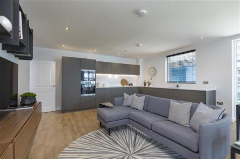 Harrison Way Greenwich SE10. 3 bedroom apartment for sale