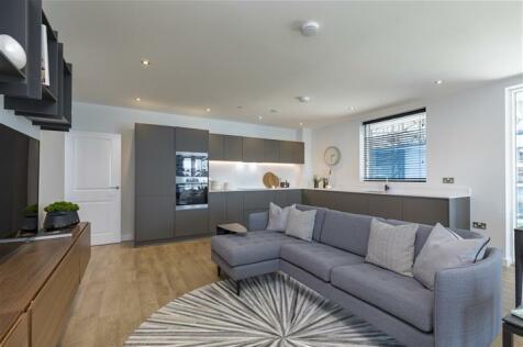 Harrison Way Greenwich SE10. 3 bedroom apartment