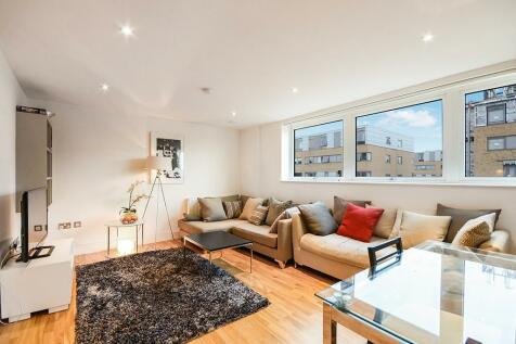 Dowells Street Greenwich SE10. 3 bedroom apartment