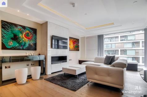 Charles House 385 Kensington High Street London. 3 bedroom apartment