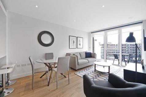 Lancaster House Beadon Road W6. 1 bedroom apartment