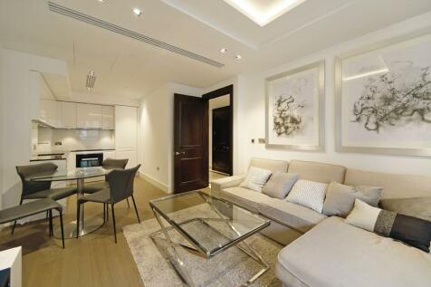 Radnor Terrace London W14. 1 bedroom apartment