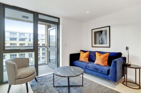 Packington Square London N1. 1 bedroom apartment