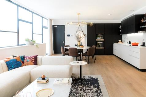 Long & Waterson,5 Long Street, London, E2. 3 bedroom apartment