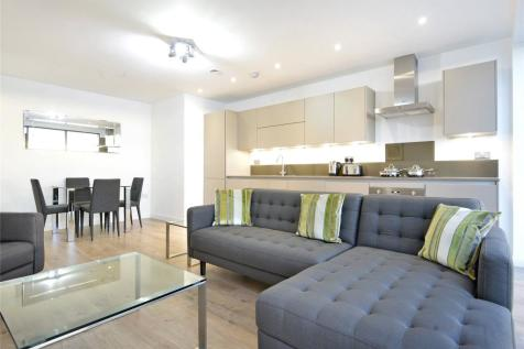 Fuse Building, E8. 2 bedroom penthouse