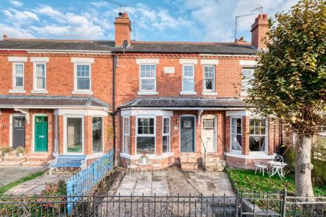 Diglis Avenue, Worcester, WR1 2NS. 3 bedroom terraced house for sale