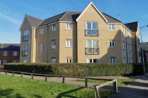 Saturn Road, Ipswich, Suffolk, IP1. 2 bedroom flat