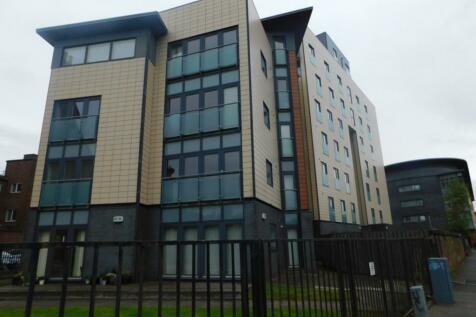 Merk Building London Road Glasgow. 1 bedroom apartment