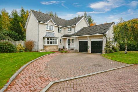 Clark Avenue, Linlithgow, EH49. 5 bedroom detached house for sale