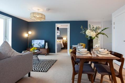 Aston Place, 100 Suffolk Street Queensway, Birmingham, B1. 2 bedroom apartment