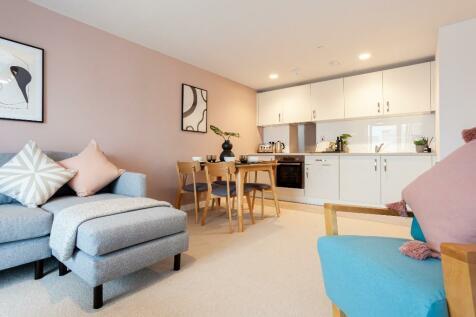 Aston Place, 100 Suffolk Street Queensway, Birmingham, B1. 1 bedroom apartment